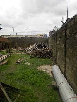 3 Bedroom Bungalow with Space at The Back for Further Development, Olukole Street, Masha, Surulere, Lagos, Detached Bungalow for Sale