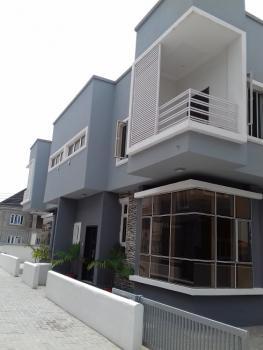 an Exquisite 4 Bedroom Semi-detached Duplex with a Room Boy's Quarter, Agungi, Lekki, Lagos, Semi-detached Duplex for Sale