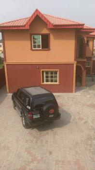 4 Bedroom Duplex with 2 Bedroom Flat and a Mini Flat, Behind The Local Government, Sangotedo, Ajah, Lagos, House for Sale