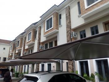 Newly Built 4 Bedroom Terrace Duplex, Ikate Elegushi, Lekki, Lagos, Terraced Duplex for Rent