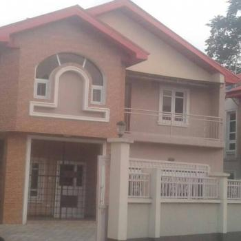 a Modern and Tastefully 4 Bedrooms Detached Duplex  with Bq, Marbled Tiles Floors, Modern Wardrobes Etc, in a Serene Environment at Salau Akano Street, Ogudu Gra, Gra, Ogudu, Lagos, Detached Duplex for Sale