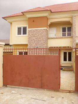 Brand New 4 Bedrooms Semi Detached, Spark Light Estate, Before Opic, Isheri North, Lagos, Semi-detached Duplex for Sale