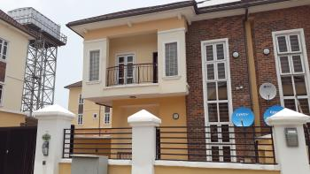 Furnished and Nicely Finished 4 Bedroom House with Boys Quarter, Ologolo, Lekki, Lagos, Semi-detached Duplex for Rent