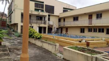 Exquisite 8 Bedroom Mansion House Sitting on 1900sqm with 2 Bedroom Bq, Up and Down, Awuse Estate, Opebi, Ikeja, Lagos, Detached Duplex for Sale