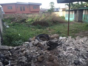 Land Measuring 600square Meter, Adeniyi Jones, Ikeja, Lagos, Residential Land for Sale