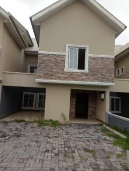 Nicely Finished 4 Bedroom Terrace Duplex with a Room Bq, Mega Moore Estate, Lekki County, Ikota Villa Estate, Lekki, Lagos, Terraced Duplex for Rent