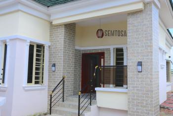 **brand New** Detached Bungalow Plus One Room Bq, Divine Homes Estate, Thomas Estate, Ajah, Lagos, Detached Bungalow for Sale