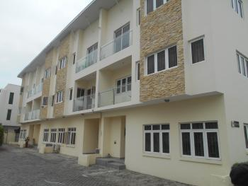Luxury 5 Bedrooms Terraced Duplex with Excellent Facilities, Ikate Elegushi, Lekki, Lagos, Terraced Duplex for Sale