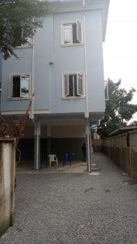 Newly Built One Room Self-contained Flat, Off Onike Roundabout, Onike, Yaba, Lagos, Self Contained (studio) Flat for Rent