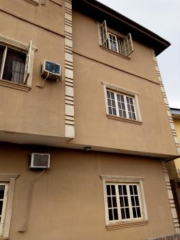 Executive Mini Flat with P. O. P, Fitted Kitchen with Cabinets and Wardrobe, Salaudeen Akano Street, Gra, Ogudu, Lagos, Mini Flat for Rent