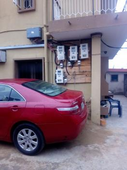 Renovated All Rooms En Suit, 3 Bedroom, Off Ajayi Street, Onike, Yaba, Lagos, Flat for Rent