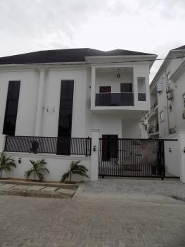 Amazingly Finished 4 Bedroom Luxury Semi Detached Duplex with a Staff Quarter, Shoprite, Byjakonde, Osapa, Lekki, Lagos, Semi-detached Duplex for Sale