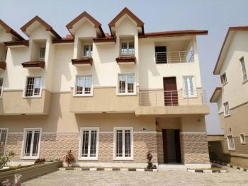 Classy 4 Bedroom Semi Detached House with Bq, Behind Orchid Hotel Road, Lekki Phase 2, Lekki, Lagos, Semi-detached Duplex for Sale