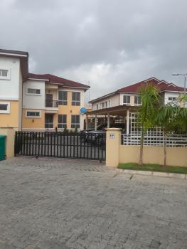 4 Bedroom Semi-detached Duplex with All Room En-suite, a Living Room, Kitchen, Family Lounge and a Room En-suite Bq, Agungi, Lekki, Lagos, Semi-detached Duplex for Sale