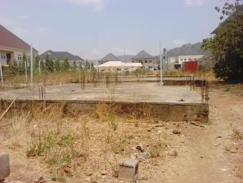 1600sqm of Land for Twin 4 Bedroom Duplex, Katampe Extension, Katampe, Abuja, Land for Sale