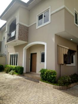 Spacious, Well Built and Nicely Finished 3 Bedroom Duplex with Bq, Osborne Phase 1, Osborne, Ikoyi, Lagos, Semi-detached Duplex for Rent