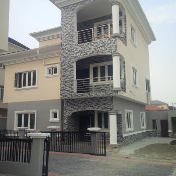 Tastefully Finished Duplex with Bq, Osapa, Lekki, Lagos, Detached Duplex for Rent