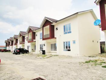 3 Bedroom + Bq Terrace Duplex, Southpointe Estate, Off Lekki-epe Expressway (before Ikota Villa Estate Or Vgc), Orchid Hotel Road, Lafiaji, Lekki, Lagos, Terraced Duplex for Rent