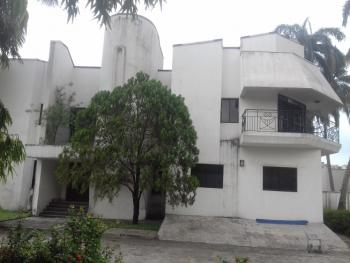a Tastefully Built 6 Bedroom Fully Detached Duplex with 5 Rooms Boy's Quarters on 1500sqm Land, Ikoyi, Lagos, Detached Duplex for Sale