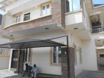 Luxury 5 Bedrooms Detached Duplex with Excellent Facilities, Alternative Route, Chevron, Chevy View Estate, Lekki, Lagos, House for Sale