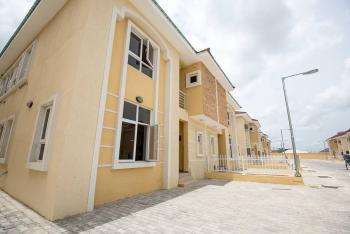 Alperton Residence Estate, Behind Northern Foreshore Estate, Agungi, Lekki, Lagos, Semi-detached Duplex for Sale