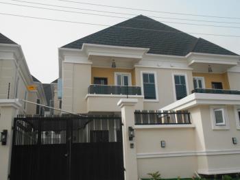 Lovely 4 Bedroom Semi Detached House, Chevy View Estate, Lekki, Lagos, Semi-detached Duplex for Rent
