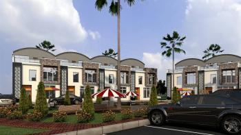 Luxury 4 Bedroom Terrace Duplex, Close to Coza, Guzape District, Abuja, Terraced Duplex for Sale