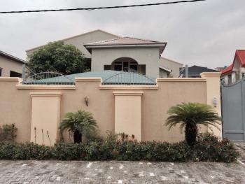 4 Bedrooom Semi Detached for Office Use, Oriwu Street, Close to Petrocam Filling Station, Elf (rhs), Lekki Phase 1, Lekki, Lagos, Semi-detached Duplex for Rent