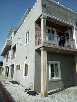 New 3 Bedroom Flats (upstairs and Downstairs), Marshy Hill Estate, Akins Bus Stop, Okeranla, Ado, Ajah, Lagos, Flat for Rent