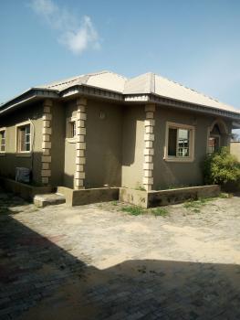 3 Bedroom Bungalow, Marshy Hill Estate, Akins Bus Stop, Beside Genesis School, Okeranla, Ado, Ajah, Lagos, Flat for Rent