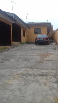 Excellently Located 4 Units of 2 Bedroom Bungalow House Sitting on a Full Plot with C of O, Mobile Bus Stop, Ogba, Ikeja, Lagos, Detached Bungalow for Sale