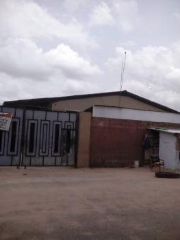 Spacious Office Space, Ogunnusi Road, Omole Phase 1, Ogba, Ikeja, Lagos, Mini Flat for Rent