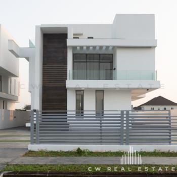 5 Bedroom in Pinnock, Lekki - Luxurious Contemporary Home, Orchid Road, Osapa, Lekki, Lagos, Detached Duplex for Sale