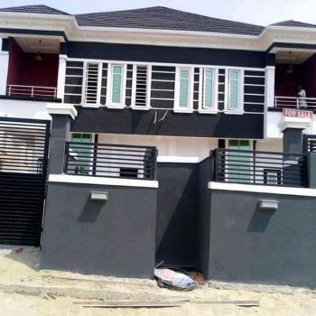 4 Bedroom Semi Detached Duplex, 2 Mins Drive From Chevron, Lekki, Lagos, Semi-detached Duplex for Sale