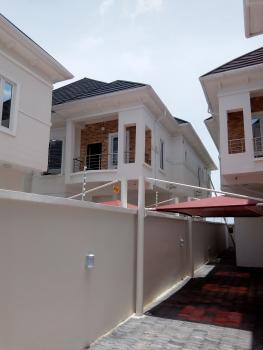 Fantastic Built 4 Bedroom Semi Detached Duplex with Bq, Chevron Drive, Lekki, Lagos, Semi-detached Duplex for Sale