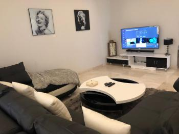 dama Hills, Eko Atlantic Luxury 3 Bedrooms with Sea View, Eko Black Pearl, Victoria Island (vi), Lagos, Flat Short Let