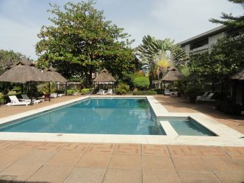 3 Bedroom Fully Serviced Flat with Large Compound, Glover Road, Old Ikoyi, Ikoyi, Lagos, Flat for Rent