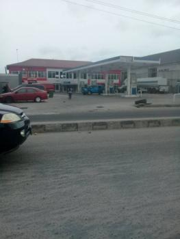 Petrol Station, By Olumegbon Palace, Badore, Ajah, Lagos, Filling Station for Sale