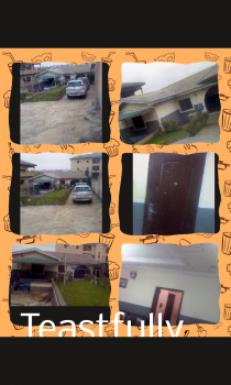 Luxury 4 Bedroom Bungalow Set Back in a Full Plot of Land, Pa Alao Ojo Street, Fagba, Ijaiye, Lagos, Detached Bungalow for Sale