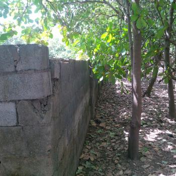 Partly Fenced Corner Piece Residential ( Build & Live) Land, Behind Christ Apostolic Church, Opposite Citec Nbora Estate, Jabi, Abuja, Residential Land for Sale