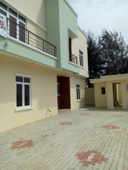 Newly Built and Fantastically Finished 4 Bedroom Semi Detached Duplex, Atlantic View Estate, Off Alpha Beach Road, Chevron, Lekki, Lagos, Semi-detached Duplex for Sale
