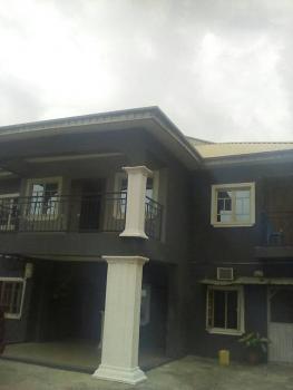 2 Bedroom Flat (downstairs), Silverland Estate, Sangotedo, Ajah, Lagos, Flat for Rent