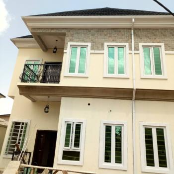 Newly Finished 5 Bedroom Duplex Detached with Gym Room All En Suite and Spacious., Atere Street, Omole Phase 2, Ikeja, Lagos, Detached Duplex for Sale
