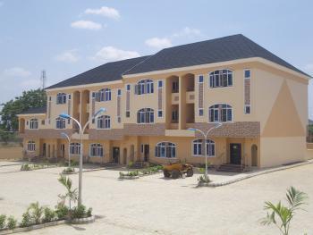 4 Bedroom Terraced Duplex +1 Room Bq, Life Camp, Gwarinpa, Abuja, Terraced Duplex for Rent