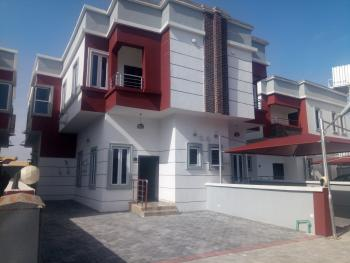 Four Bedroom Semi Detached Duplex + Bq, Orchid Road, Chevy View Estate, Lekki, Lagos, Semi-detached Duplex for Sale