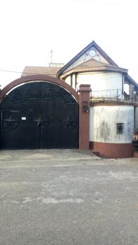 a 5 Bedroom Duplex + Bq, George Crescent / Agbalajobi Estate By Wemco Rd, Ogba, Ogba, Ikeja, Lagos, Detached Duplex for Sale