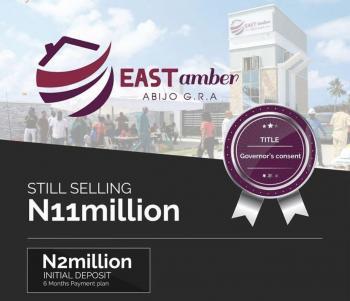 East Amber Estate, Abijo G.r.a, Abijo, Lekki, Lagos, Residential Land for Sale