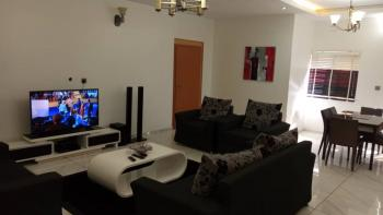 a Beautiful Well Finished 3 Bedroom Flat with Pool & Gym, Off 2nd Roundabout, Lekki Phase 1, Lekki, Lagos, Flat Short Let