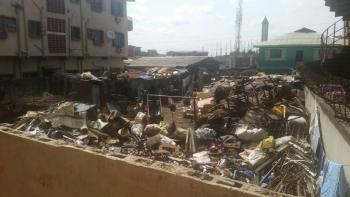 Plot of Land, Kobiti Street, Off Agege Motor Rd, Close to Fasoro Street, Surulere, Lagos, Mixed-use Land for Sale