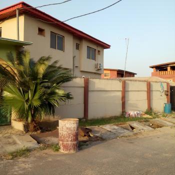 Decent 3 Bedroom Flat in a Mini Estate @ Oke-ira, Ogba, Off Mobil B/stop, Oke-ira, Ogba, Ikeja, Lagos, Flat for Rent